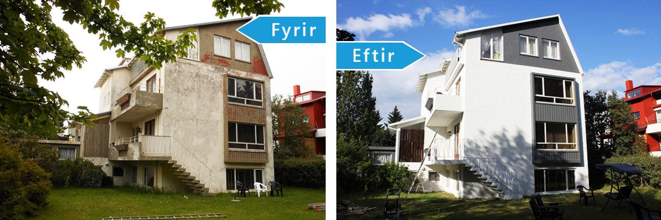 Myndir-fyrir-eftir
